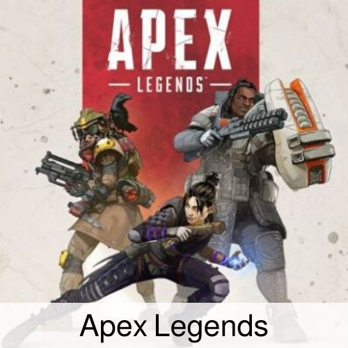Apex Legends drinking game.