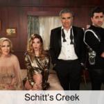 Schitt's Creek family.