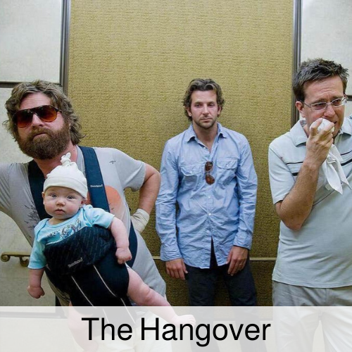 The Hangover movie.