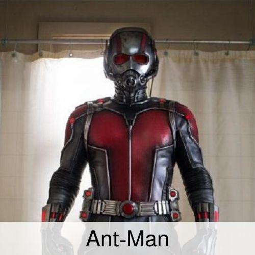 Ant Man drinking game