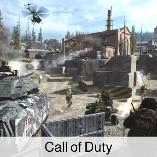 Call of Duty drinking game.