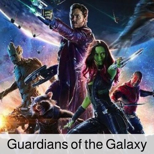 Guardians of the Galaxy drinking game.
