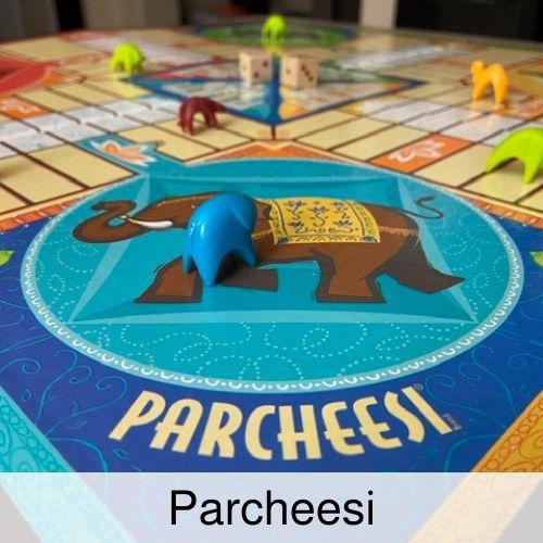 Parcheesi drinking game.