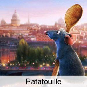 Ratatouille drinking game.