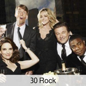 30 Rock drinking game.