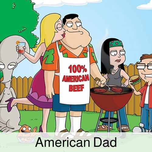 American Dad drinking game.