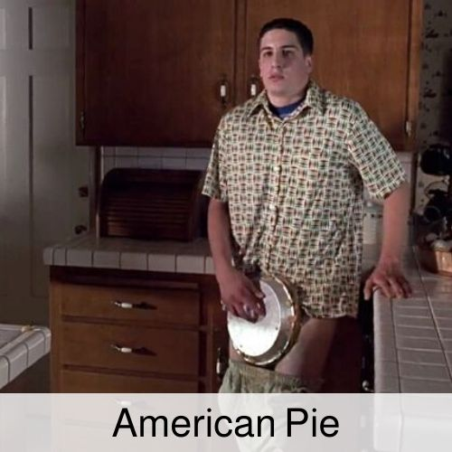 American Pie drinking game.