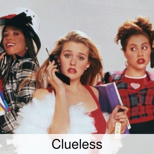 Clueless drinking game