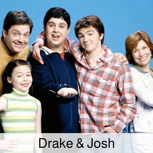 Drake and Josh drinking game.
