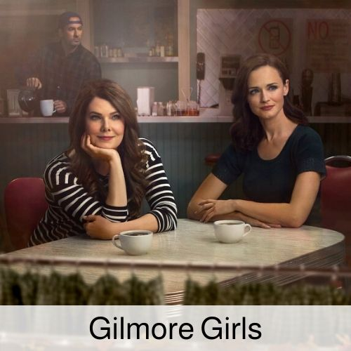 Gilmore Girls drinking game.