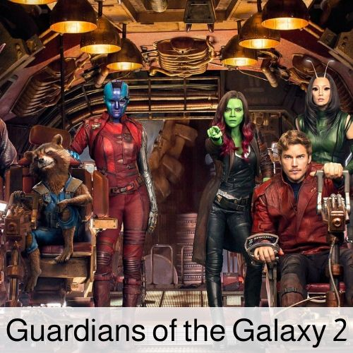 Guardians of the Galaxy 2 drinking game