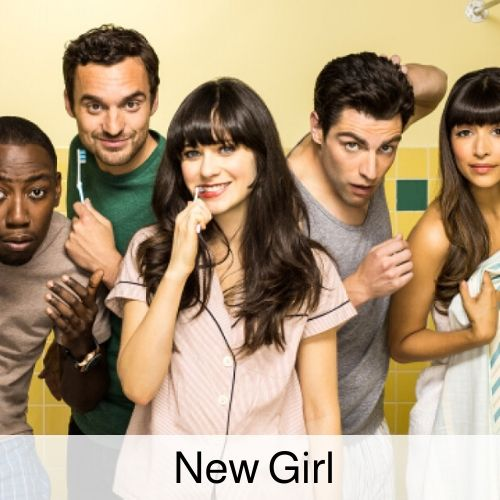 New Girl Drinking Game