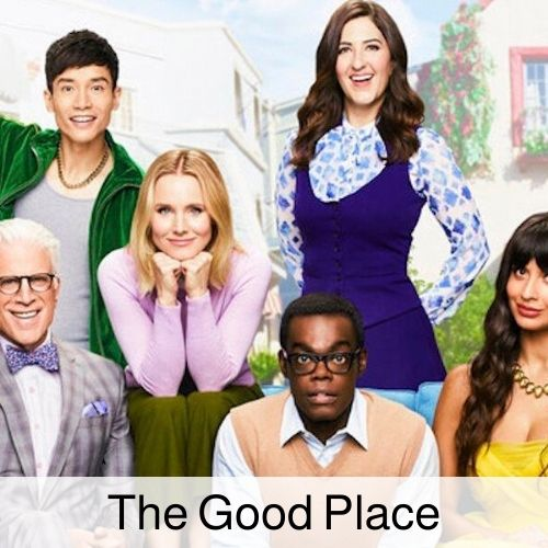 The Good Place drinking game.