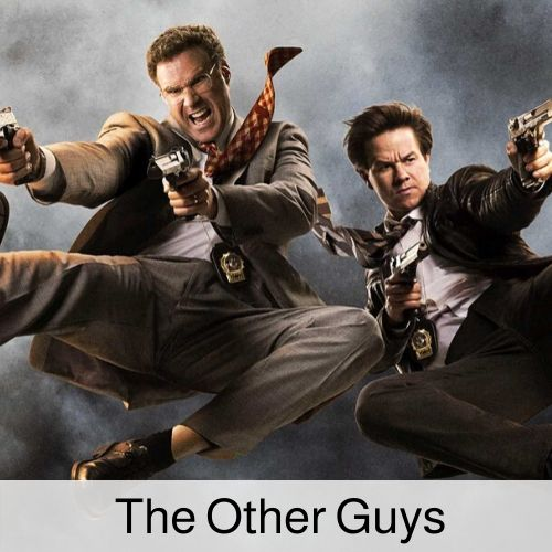 The Other Guys drinking game.