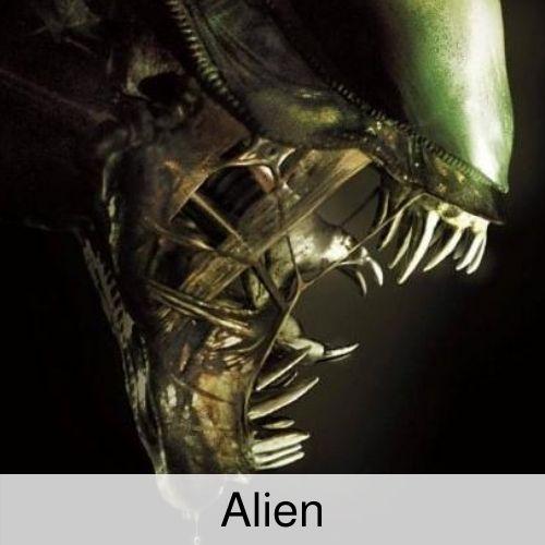 Alien movie drinking game.