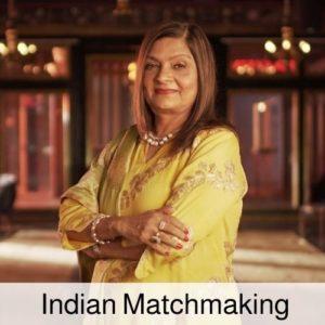 Indian Matchmaking drinking game.