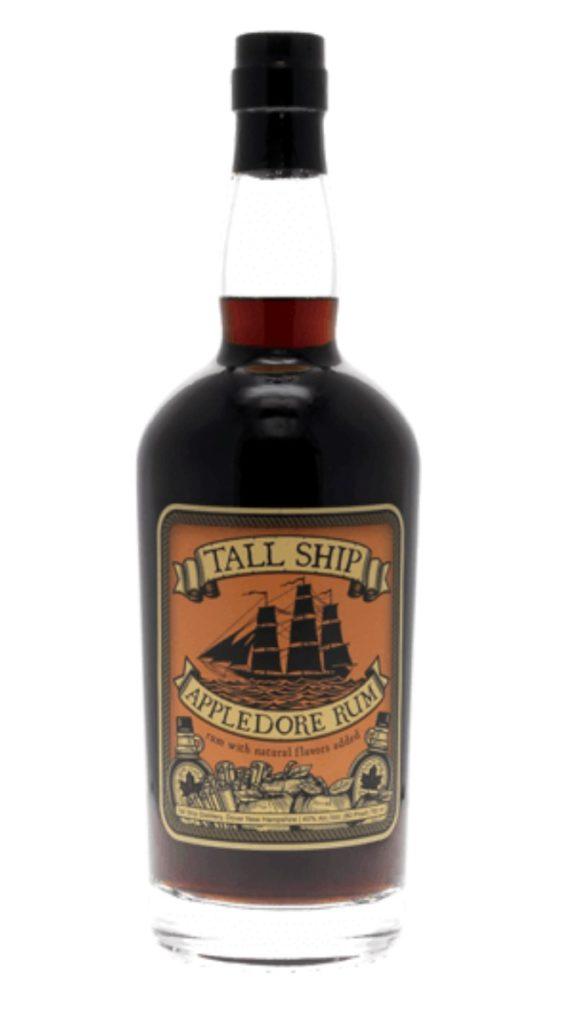 Tall Ship Appledore Rum.