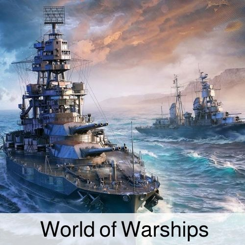 World of Warships drinking game.