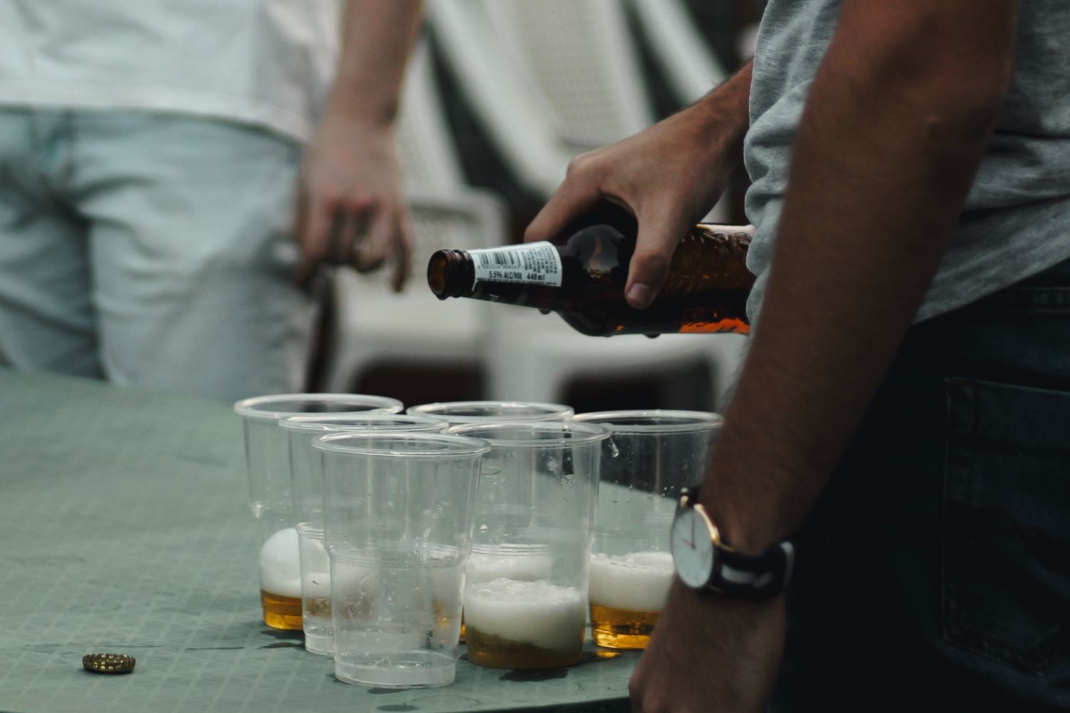 Best Beer Pong Rules For College And Beyond Let S Play A Drinking Game