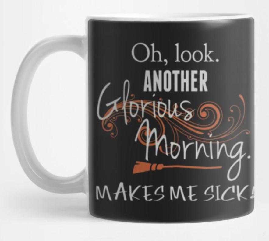 Hocus Pocus mug.