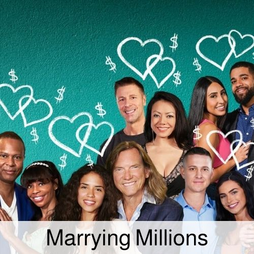 Marrying Millions drinking game.