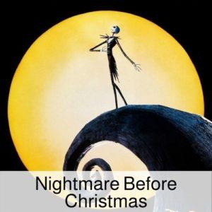 nightmare before christmas drinking game.
