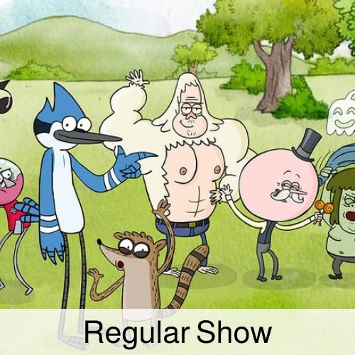 Regular Show drinking game thumbnail.