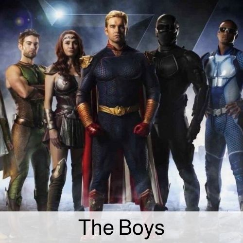 The Boys drinking game thumbnail.