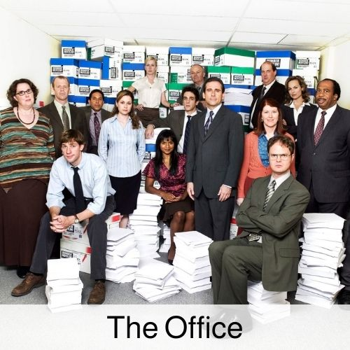 The Office drinking game.
