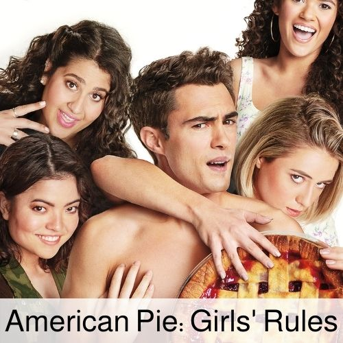 American Pie Girls Rules drinking game.