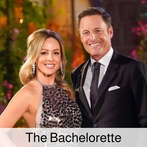 The Bachelorette drinking game.