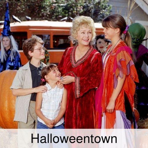 Halloweentown drinking game.