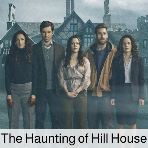 Haunting of hill house drinking game.