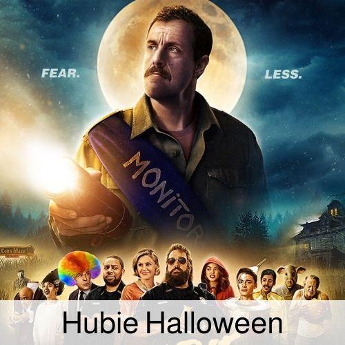 Hubie Halloween Drinking Game.