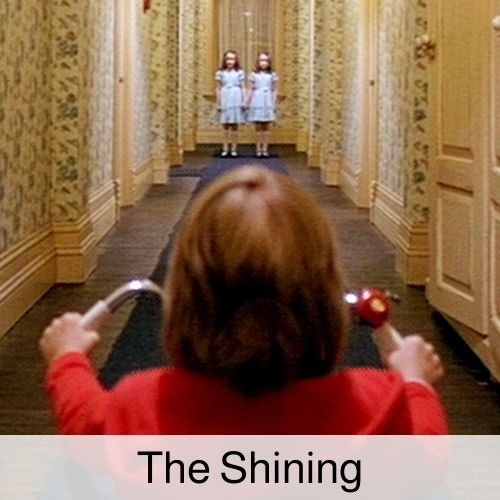 The Shining Drinking Game.