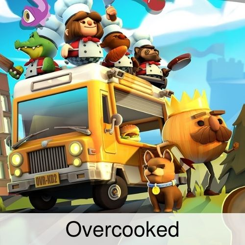 Overcooked drinking game.